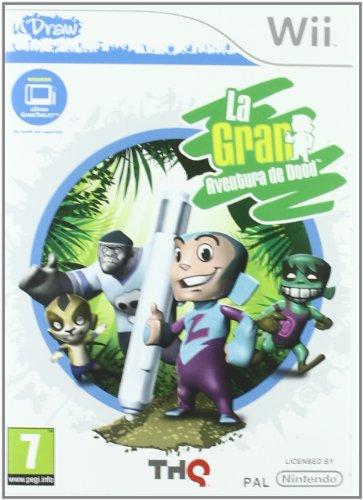 THQ Dood's Big Adventure, Wii Nintendo Wii videogioco
