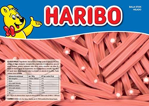 Haribo Relleno Helado Geles Dulces - 1500 gr