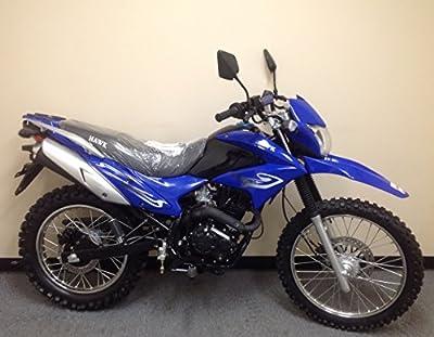 RPS HAWK Dirt Bike Hawk 250cc Street Legal Motorcycle Bike : Choose Your Color by TAO TAO