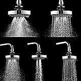 Best Showers - ALTON SHR20860 ABS Acrylonitrile Butadiene Styrene 5-Function Chrome Review