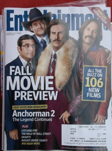 Entertainment Weekly Magazine - Special Double Issue, August 16-23, 2013