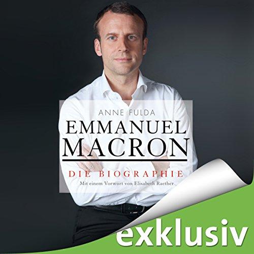 Emmanuel Macron cover art