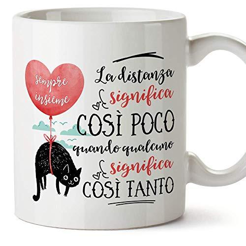 MUGFFINS Tazza San Valentino (Ti amo) - la...