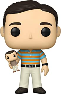 FUNKO POP THE 40-YEAR-OLD VIRGIN - ANDY STITZER HOLDING STEVE AUSTIN 1064