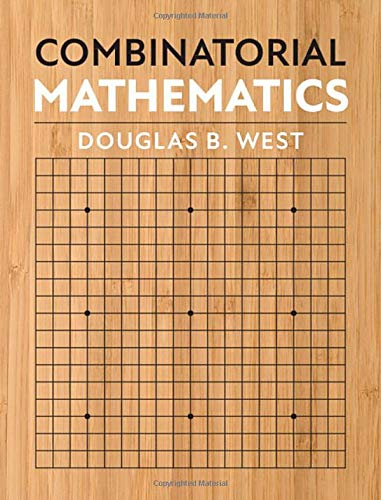 Compare Textbook Prices for Combinatorial Mathematics 1 Edition ISBN 9781107058583 by West, Douglas B.
