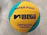 Mega diseño de remolino de agua bola de polo–azul amarillo verde tamaño...