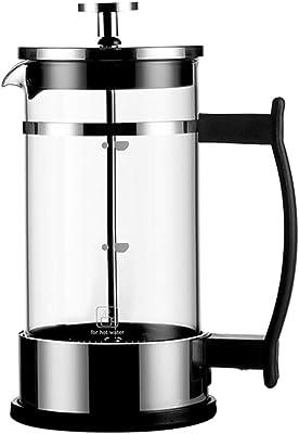 Amazon.com: Norpro – CHROME Café Té Prensa, Fine, Plateado ...