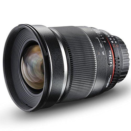 Walimex pro 24mm 1/1,4 Objektiv für Samsung NX