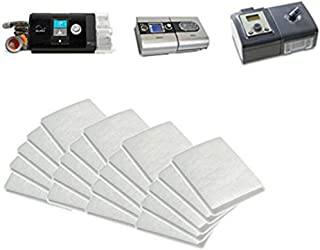 CPAP Filters ResMed Premium (20 Pack) Disposable Universal Replacement Filters for ResMed AirSense 10 - ResMed AirCurve 10 - ResMed S9 - AirStart - Series CPAP Machines (20 pack)