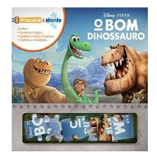 Procure e Monte Disney - o Bom Dinossauro