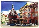 Esslingen ,Deutschland,Souvenir-Kühlschrankmagnet Fridge Magnet 0404211