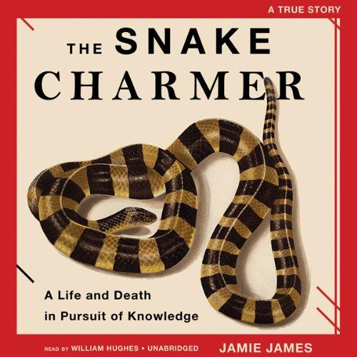 The Snake Charmer audiobook cover art
