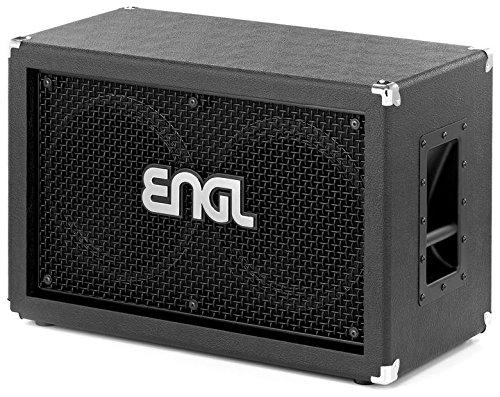 ENGL E 212 VHB 2X12 BLACK E-Gitarren-Verstärker 2x12 Gitarrenboxen