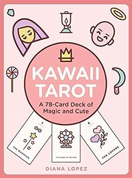 Kawaii Tarot  A 78-Card Deck of Magic and Cute  Modern Tarot Library