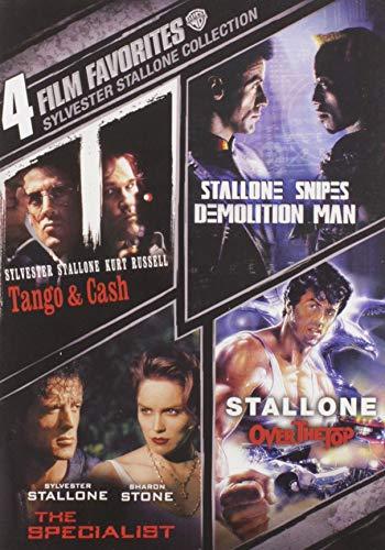 4 Film Favorites: Sylvester Stallone (Demolition M