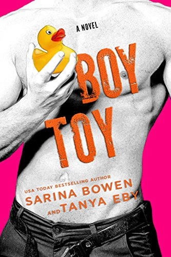 Boy Toy (Man Hands Book 3)