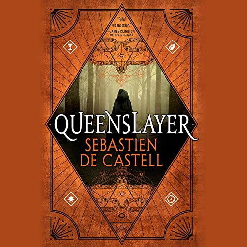 Page de couverture de Queenslayer