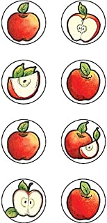 Teacher Created Resources Apples Mini Stickers from Susan Winget, Multi Color (4253)