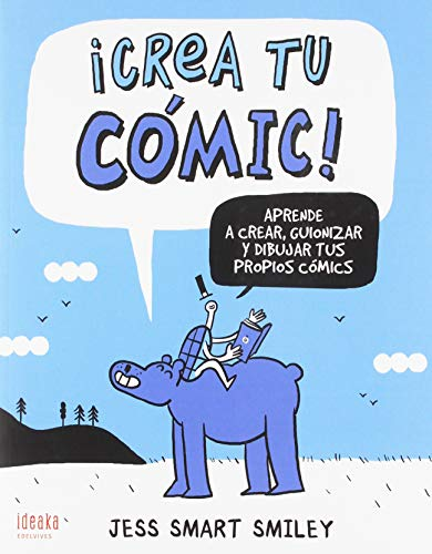 ¡Crea tu cómic! (IDEAKA)