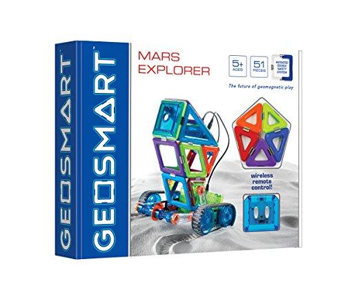 geosmart–Geo 302–geosmart März Explorer–51-teilig für Roboter ferngesteuert
