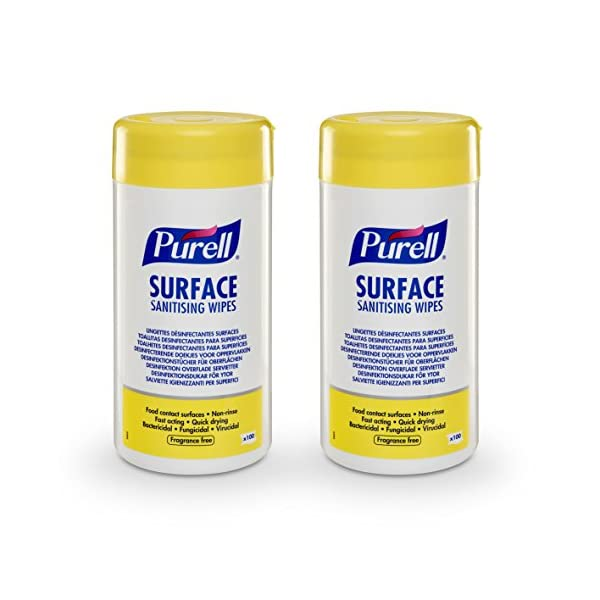 Purell Surface Sanitising Wipes