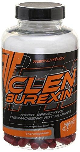 Trec Nutrition Clenburexin Suplemento - 180 Cápsulas