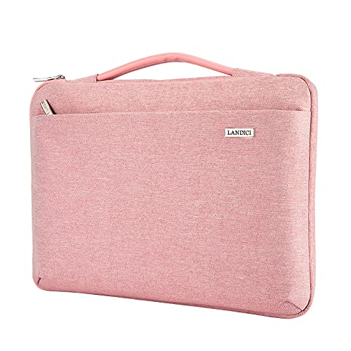 LANDICI Laptop Case Sleeve 11 11.6 12 Inch, 360°Protective Computer Cover...