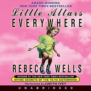 Little Altars Everywhere audiobook cover art