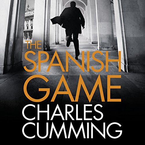 The Spanish Game                   By:                                                                                                                                 Charles Cumming                               Narrated by:                                                                                                                                 Charlie Anson                      Length: 11 hrs and 27 mins     58 ratings     Overall 4.4