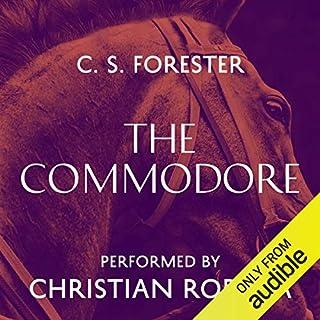 The Commodore cover art