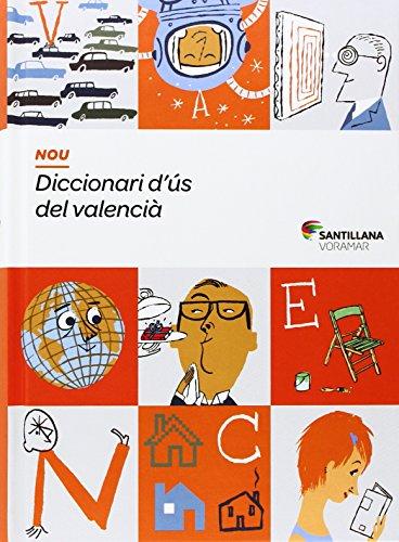 NOU DICCIONARI D¿US DE VALENCIA - 9788498075007