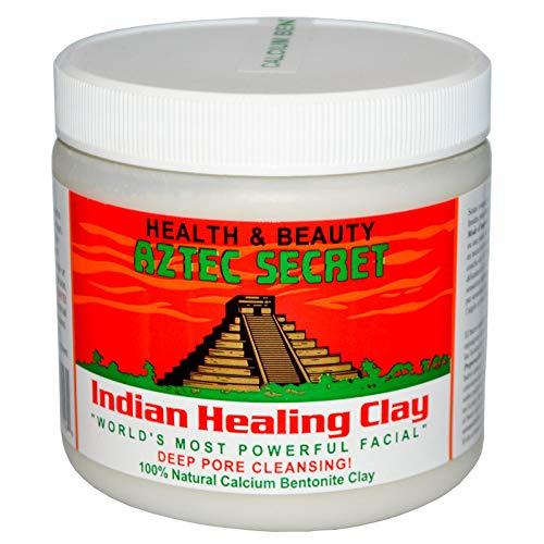 Aztec Secret Pure Indian Healing Clay Facial Deep Pore Cleansing Bentonite Mask, 454 g
