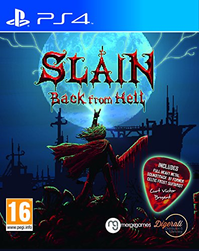 Slain: Back From Hell Ps4- Playstation 4