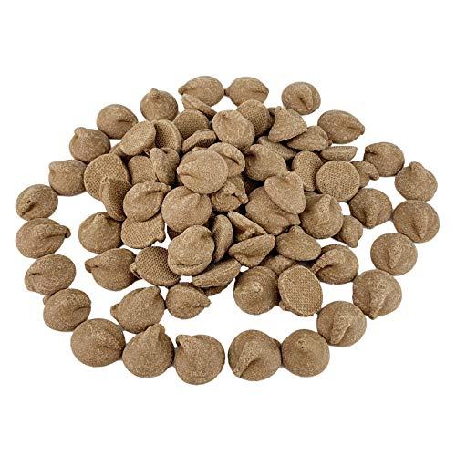 AVANZONA Snack per Cani, Gocce vitaminiche al Cioccolato Senza Zucchero per Cani di Taglia Piccola, Media e Grande. 150g.