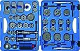 Kunzer 7BW41 - Juego de Herramientas para recolocar pistones de Freno (41 Piezas, en maletín)