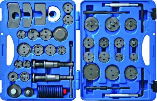Kunzer 7BW41 remzuiger-resstel-gereedschapsset, 41-delig in koffer