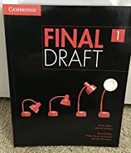 Final Draft Level 1 Student's Book by David Bohlke (2015-11-20)