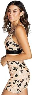 Rockwear Activewear Women's Savannah Li Strappy Print Sports Br Savannah 14 From size 4-18 Bras For