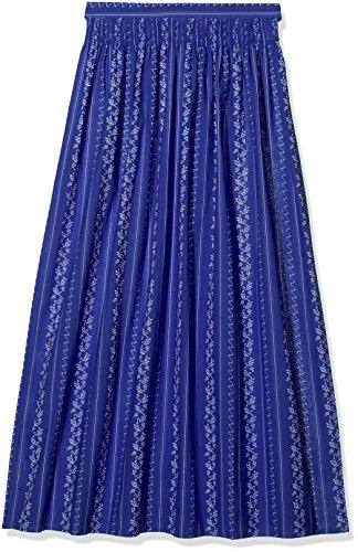 Stockerpoint Damen Schürze SC-195 Dirndlschürze, Blau (royale), 1 (Herstellergröße: 34-38)