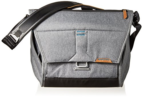 Peak Design Everyday Messenger Bag, Grau