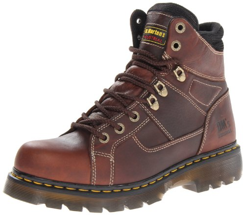Dr. Martens Mens Ironbridge Heavy Industry Boots
