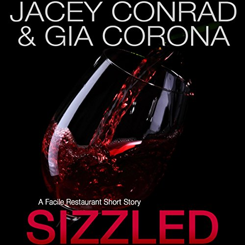 Sizzled audiobook cover art
