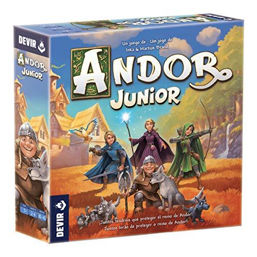 KOSMOS - Juego de Mesa Andor Junior (BGANDJPS)