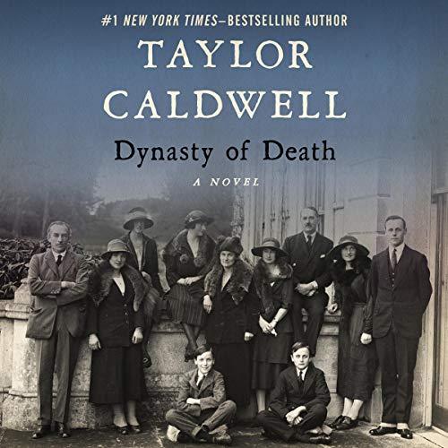 Dynasty of Death: A Novel cover art