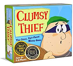 Clumsy Thief game