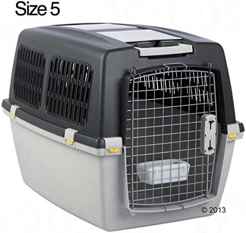 Robuste niche pour chien–Gulliver un transport pour chien idéal pour les voyages en avion, train ou voiture