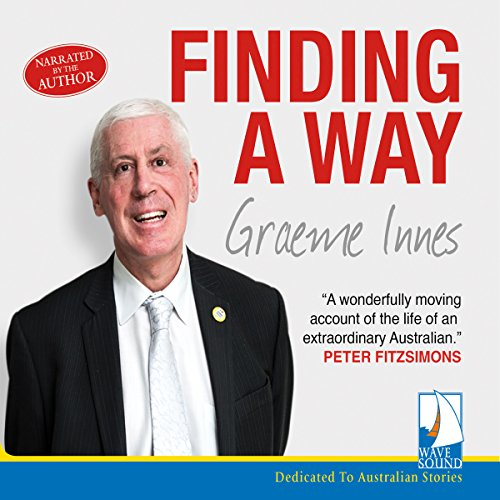 Finding a Way audiobook cover art