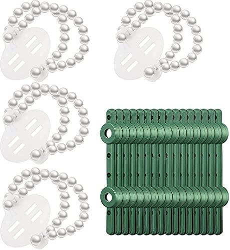 4 fasce elastiche da polso e 10 magneti floreali, ideali per matrimoni e spose, realizzati a mano
