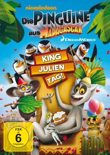 King Julien Tag!