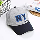 Gorras de Sombrero versión Coreana de Moda de la Gorra de béisbol de protección Solar de Moda de Sombra de Calle Salvaje